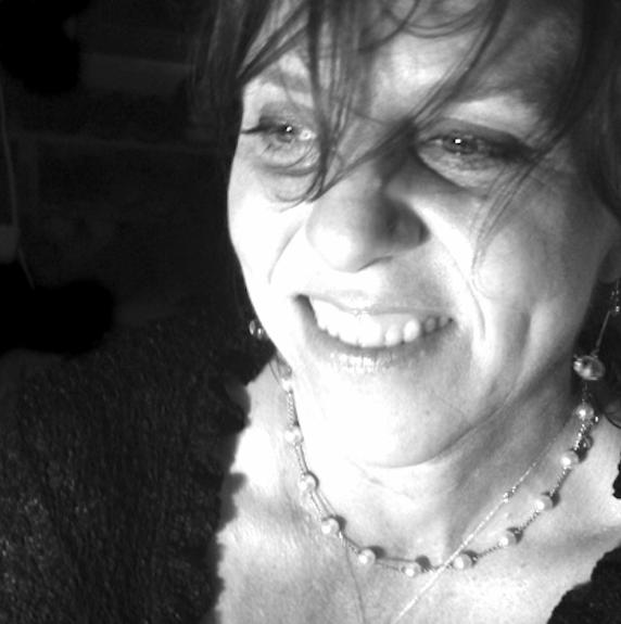 Veronica Wirth black and white