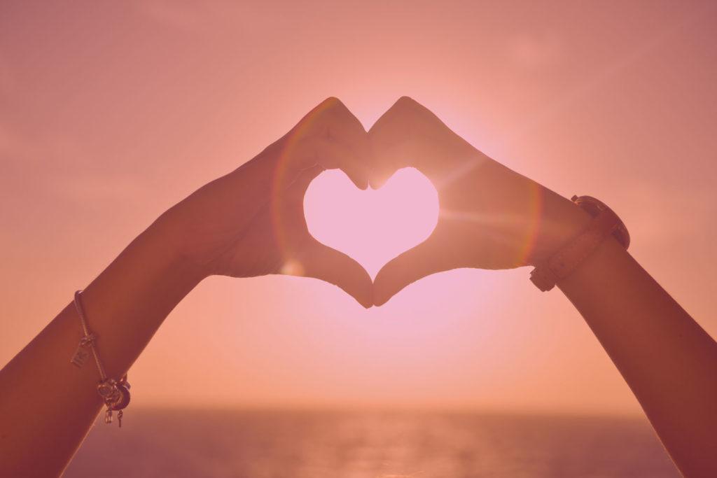 hands in heart brand