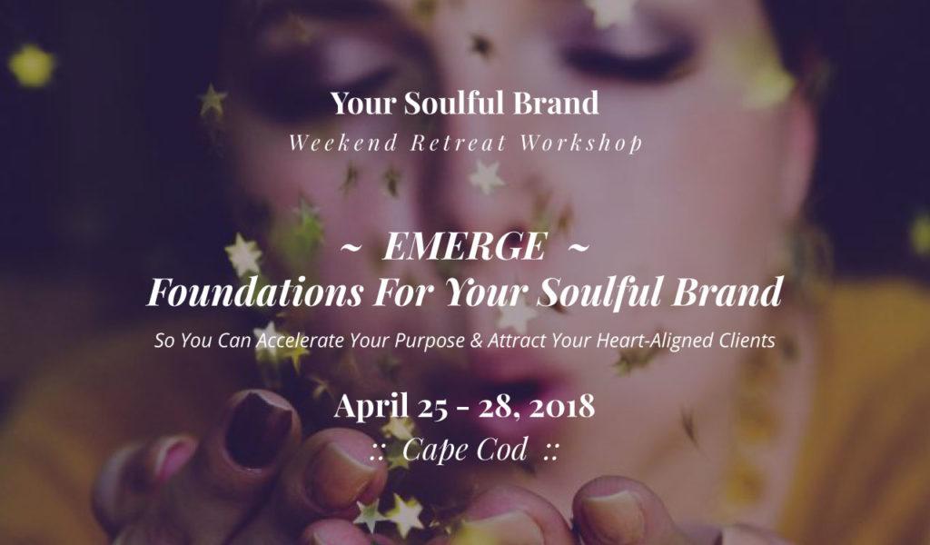 Your Soulful Brand Retreat - Design Bistro